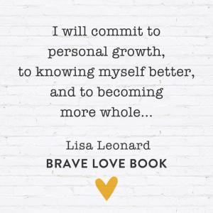 lisa quote - personal growth